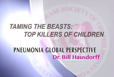 Pneumonia Global Perspective: