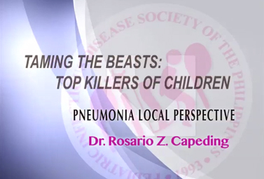 Pneumonia Local Perspective: