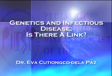 Genetics  and Infectious Disease: Is  There a Link?